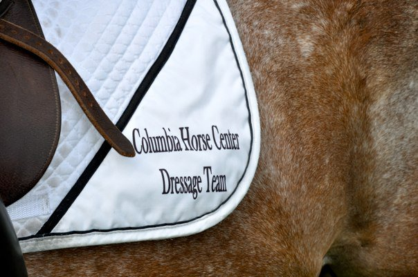 Dressage Team at Columbia Horse Center